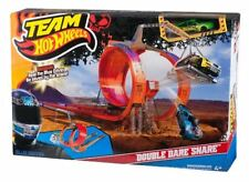 Hot Wheels Team Hot Wheels Double Dare Snare Track