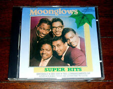 CD: The Moonglows - Super Hits / R&B Pop / Bobby Lester Marvin Gay German Import