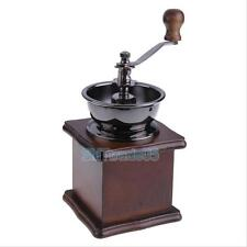 Cast Iron Corn Nuts Grain Mill Grinder Hand Crank Manual Wheat Coffee Soybeans