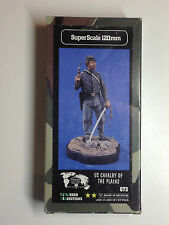 120MM 1/16 RESIN FIGURE BY VERLINDEN 673 US CAVALRY OF THE PLAINS. NEW