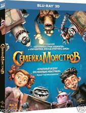 The Boxtrolls (Blu-ray 3D/2D, 2015) Rus,Eng,Hebrew,Bulgarian,Croatian,Latvian