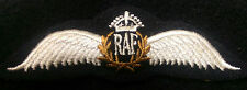 RAF Royal Air Force Pilots Brevet Kings Crown