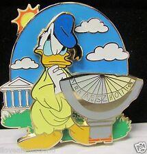 Disney WDW MOP Artist Proof Sun Dial Donald Duck AP Pin