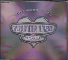 Alexander O Neil-Baby Come to Me cd maxi single