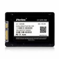 Zheino 2.5 SATAIII 120GB SSD For Laptop Notebook Desktop Solid State Drive 6Gb/s