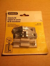 NEW Stanley Connector Kit for Bifold Doors 40-2140 CD40-2140 *FREE SHIPPING*