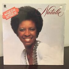 SEALED Natalie Cole Natalie Self Titled Vinyl Record LP Sophisticated Lady ST