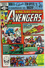 Avengers King-Size Annual #10 KEY ISSUE 1st Appearance ROGUE! X-Cellent Copy!