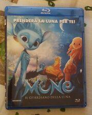 """""""MUNE  IL GUARDIANO DELLA LUNA""""  (BLU RAY originale 2015)"""