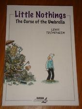 LITTLE NOTHINGS CURSE OF THE UMBRELLA VOL 1 NBM COMICSLIT LEWIS   9781561635238