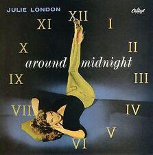 LONDON, JULIE-AROUND MIDNIGHT CD NEW