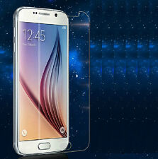New Tempered Glass Cover Clear Curved Screen Protector For Samsung Galaxy S6