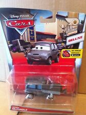 DISNEY CARS DIECAST -Studs McGirdle - Deluxe - New 2016 Card - Combined Postage
