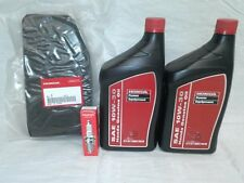 Honda EU6500 EU6500is EU6500is1 Generator Oil Change Kit Service Tune Up