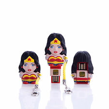 Chiavetta USB Micro-SD MIMOMICRO Card Reader 8GB DC Wonderwoman
