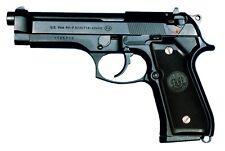 Enmarcado impresión-Arma Pistola Beretta M9 (Imagen Arte Cartel policía militar)