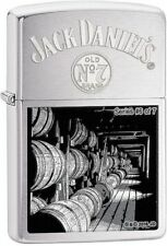 Zippo Feuerzeug Jack Daniels Series 6 of 7 Limited Edition xxxx/4777