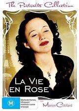 La Vie En Rose - The Portraits Collection - Marion Cotillard DVD
