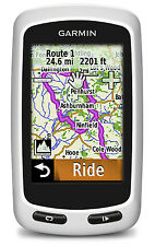 Garmin Edge Touring Plus GPS SATNAV Cycle Bike Computer Altimeter UK Europe Maps