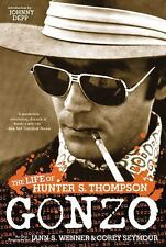 Gonzo : The Life of Hunter S. Thompson BRAND NEW!!! FREE FAST SHIPPING!!!