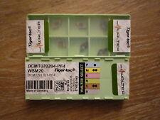 Walter -  50x DCMT 070204-PF4   WSM 20