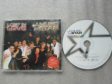 CD-MUSIC STAR-LOST IN LOVE-RASCALAZ-(CD SINGLE)-2TRACK-MAXI CD-MADE IN SUISSE-