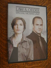 """Law & Order Special Victims Unit SVU 1EPISODE """"HARM"""" EMMY FYC DVD  like new and"""