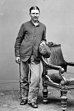New 5x7 Photo: Soldier Thomas 'Boston' Corbett, Killer of John Wilkes Booth