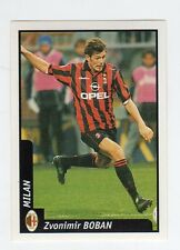 Figurina  PIANETA CALCIO 97/98 DS NEW NUMERO 192  MILAN BOBAN