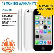 Apple iPhone 5C 8GB Factory Unlocked - White