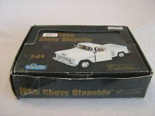 Sunnyside 1955 Chevy Stepside Pickup, Set of 3 in Orig Store Display 1:24