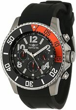 Invicta Pro Diver Rubber Chronograph Mens Watch 13727