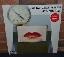 RED HOT CHILI PEPPERS - Greatest Hits Limited 2LP GREY MARBLE VINYL New & Sealed