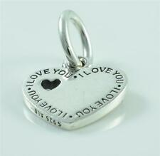 Authentic Genuine Pandora Silver Together Forever Charm 791430