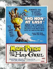 """#276 Monty Python And The Holy Grail Movie Poster Fridge Magnet 2.5""""x3.5"""""""
