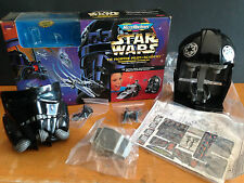 Star Wars Micro Machines Space: TIE Fighter Pilot/Academy Playset
