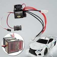 320A 7.2V-16V Brushed ESC Speed Controller For 540 Dual Motor or Single Motor DH