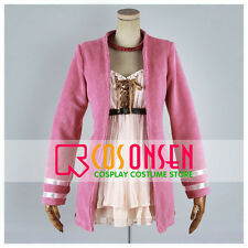 Cosonsen K Project Missing Kings NEKO Cat Cosplay Costume Any Size Pink Color