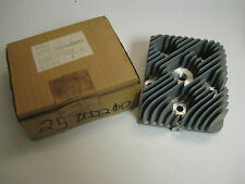CCW KEC 440 TWIN CYLINDER RIGHT CYLINDER HEAD NEW OLD STOCK VINTAGE SNOW MOBILE