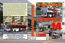 2805. Singapore. Buses. February 2014. The first of three volumes covering the b