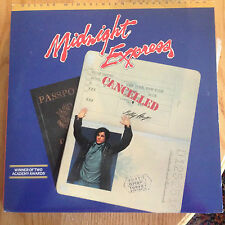 Midnight Express  Widescreen   Extended Play   CLV  Laserdisc 79306