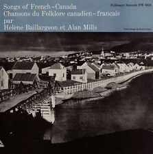 Alan Mills - Songs of French Canada [New CD]