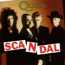 ★☆★ CD Single QUEEN Scandal  + UK + 2-track CARD SLEEVE ★☆★
