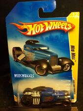 HOT WHEELS 2009 FE #12 -3 MID MILL BLU ORANG FLAME NMC AMER