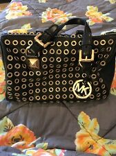 Micheal Kors Studded Leather Handbag