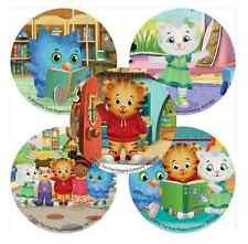 """30 Daniel Tiger Stickers, 2.5""""x2.5"""" ea., Party Favors"""