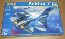 REVELL Sukhoi T-50 SCALA 1:72 MODEL KIT RUSSO STEALTH FIGHTER BOMBER AIRCRAFT