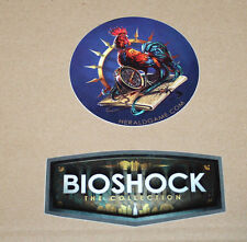 Sticker Set from Gamescom 2016 Bioshock The Collection Herald Game