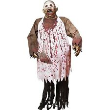 Chopping Brock Life-Sized Animated Prop, Morbid, Halloween HORROR Butcher