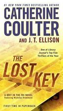 A Brit in the FBI: The Lost Key by Catherine Coulter,J.T. Ellison (2015 PB)